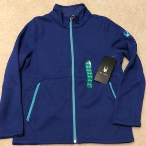 Spyder girls jacket size XL 18